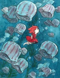 """Michelle Hiraishi """"Child of the Sea"""""""