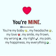 Cute Love Quotes, Soulmate Love Quotes, Cute Couple Quotes, Love Quotes For Her, Romantic Love Quotes, Love Yourself Quotes, Niece Quotes, Daughter Love Quotes, Dad Quotes