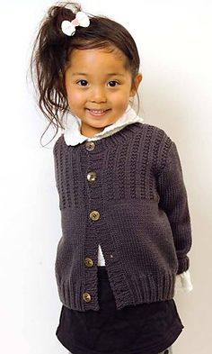 Ravelry: 29-210-2 Kid's Sweater pattern by Pierrot (Gosyo Co., Ltd). Free