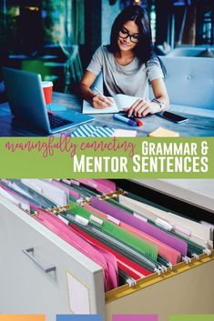 You can connect grammar to mentor sentences from language! Find FIVE free texts to include in your next language study. Grammar Activities, Teaching Grammar, Grammar Lessons, English Lesson Plans, English Lessons, Mentor Sentences, Creative Writing Classes, Secondary Teacher, Language Study