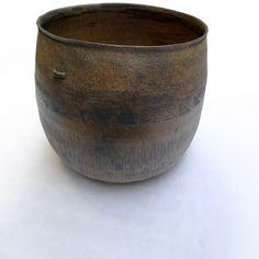 Patricia Vieljeux : bowl H 34 cm - Ø 35 cm