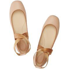 Chloe Leather ballet flats   Sumally