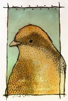 Little Bird Signed Limited Edition Art Print by fragments on Etsy.