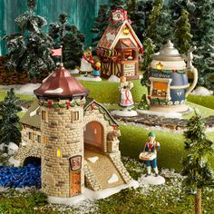 department 56 alpine village series for more information wwwdepartment56com shop 24