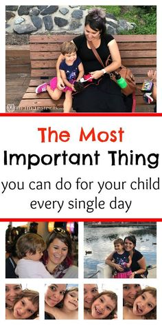 We live in such a busy and rushed world that sometimes we forget to do this ONE simple thing with our children - which is crucial for happy kids and a happy home life. Parenting Classes, Parenting Toddlers, Parenting Quotes, Parenting Advice, Natural Parenting, Gentle Parenting, Mindful Parenting, Foster Parenting, Attachment Parenting