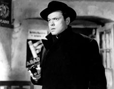 """Harry Lime/ Orson Welles in Third man (1949) """"In Switzerland they brotherly love and 500 years of democrazy and peace, and what  that procedure? The Cuckoo Clock."""