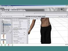 ▶ DAZ 3D - Dynamic Clothing Animation Tutorial - www.daz3d.com - YouTube