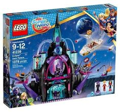 LEGO® DC Super Hero Girls Eclipso Dark Palace 41239