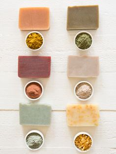Learn how to give color your soap natural way.