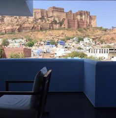 """""""A little vacation in Raas, Jodhpur. #ecru #travel #India #magnificent #views #holiday #inspiration"""""""