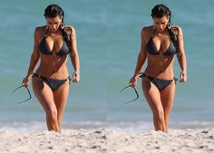 Kim  Really?? We needed to improve on the left pic???