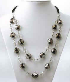 Beautiful - Panda Hall Necklace