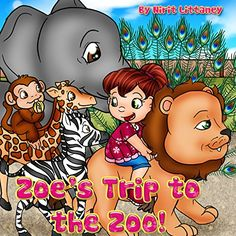 Free: Zoe's Trip to the Zoo - http://www.justkindlebooks.com/free-zoes-trip-to-the-zoo/