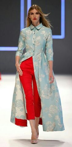 Clothes Moda Primavera 37 Ideas For 2019 Pakistani Dresses, Indian Dresses, Indian Outfits, Bohemian Dresses, Mode Abaya, Mode Hijab, Indian Designer Outfits, Designer Dresses, Designer Kurtis