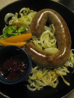 Puolivihreää Elämää: Laukkamakkara Sausage, Foods, Meat, Food Food, Sausages, Hot Dog, Chinese Sausage
