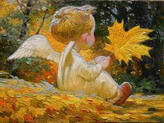 Autumn angel ...