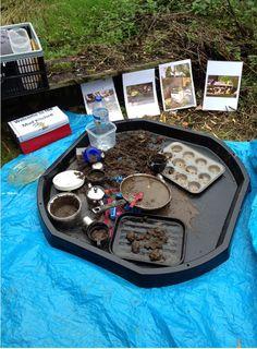 30 Mud Fun And Mud Kitchen Fun Ideas Mud Kitchen Mud Outdoor Classroom