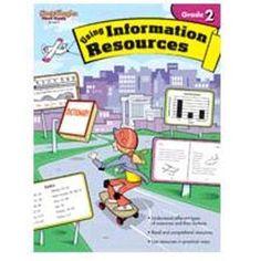 Houghton Mifflin Harcourt Using Information Resources 2 Book