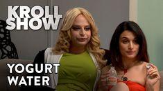 Kroll Show: PubLIZity - Yogurt Water