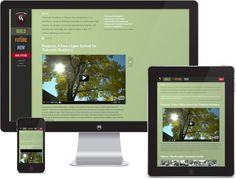 Build the Future NOW responsive website. http://buildthefuturenow.org