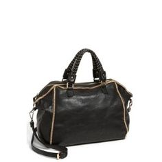 Urban Expressions Handbags 'Janae' Faux Leather Satchel