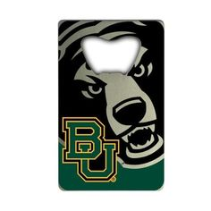Showcase your team satisfaction with this NCAA Bank card Fashion Bottle Opener by Group ProMark. Each bank card fashion bottle opener is made from long lasting, light-weight metal and fits with no trouble on your pockets or pocket. It has dynamic printed team coloured pics and is the superb...