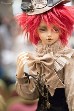 BJD - Peakswood Dollvie HK July 2015