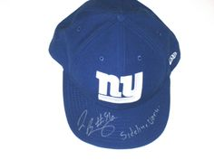 various colors 17cc3 23af1 Jay Bromley Sideline Worn New York Giants New Era Hat