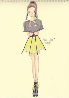 profesyonel kıyafet tasarımları çizimleri - Google'da Ara