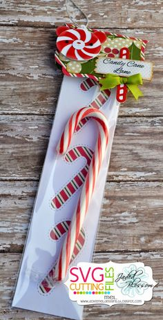 Doxie Mel Designs: Jaded Blossom October Release Day 1 :: Candy Cane Treat