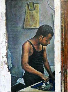 'Iron-Man Acrylic on canvas 224 x 302 x South African Artists, Mumbai, Iron Man, Paintings, India, Canvas, Artwork, Tela, Goa India