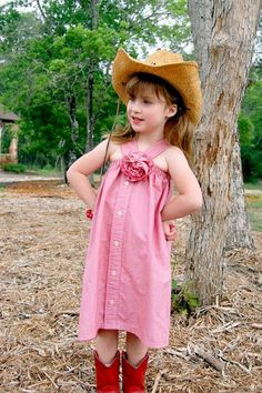 Tutorial for dress from man's cotton shirt.  OMG!  I'm making one for Keira this weekend!!