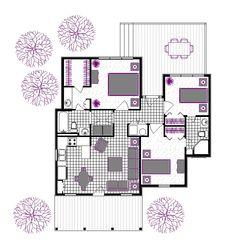 House plans shotgun house and shotguns on pinterest for Houseplans bhg com