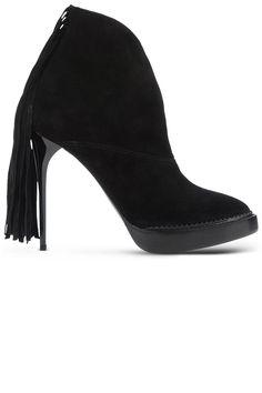 Burberry Prorsum boots, $995, shopBAZAAR.com.   - HarpersBAZAAR.com