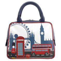 The Yoshi London Leather Grab Bag - Autumn Winter 2012