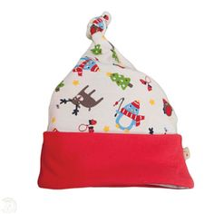 Frugi Christmas Friends - Cozy Bums Diapers