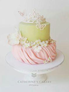 Princess cake...BEAUTIFUL! !!!