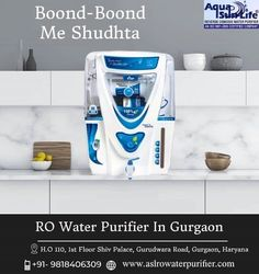 ASL Enterprises, being one of the trusted RO Water Purifier Manufacturers in Gurgaon / Gurugram, Haryana has the most advanced and customized solutions available to choose from. 📲: +91- 9818406309 🌐: www.aslrowaterpurifier.com 📧: aslenterprises35@gmail.com #ROWaterPurifier #WaterPurifier #BrandedRO #Kent #LivpureRO #AquaguardRO #AslEnterprises Kent Ro Water Purifier