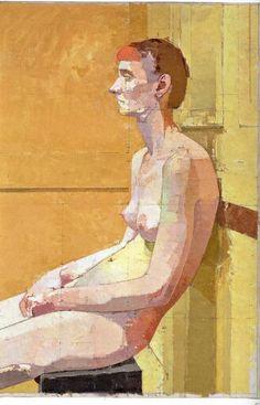 Euan Uglow, 1932-2000, British painter