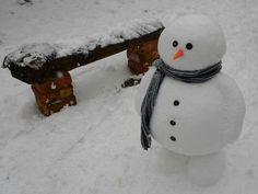 スキー場閉鎖&雪だるま02