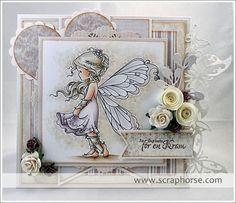 Sylvia Zet: Silver Fairy by Åsa Danielsson