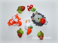 "Larysa's Studio: ♥♥♥ Именная гирлянда ""ROBI"""