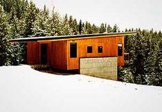 moutain cabin