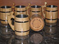 7 boccale di birra in legno personalizzati 08 l 27oz