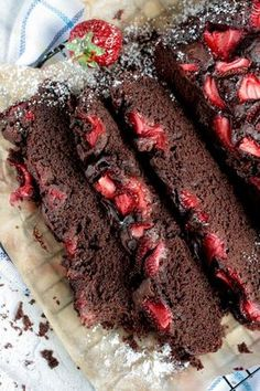 Savory magic cake with roasted peppers and tandoori - Clean Eating Snacks Chocolate Strawberry Cake, Best Chocolate Cake, Strawberry Cakes, Vegan Chocolate, Cheap Clean Eating, Clean Eating Snacks, Cake Pops, Cake Recipes, Dessert Recipes