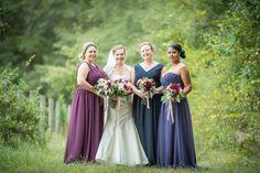 Lisa + Scott   Wedding   Parker Place Events Photo By Photo Drop Weddings