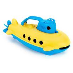 Green Toys Blue Submarine