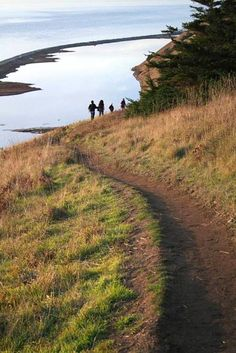 Ebey's Landing  Coastal hike on Whidbey.