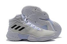 Mens Winter Adidas Pro Bounce 2018 Basketball Shoes Core Black Orange Collegiate Royal B41990 b41990