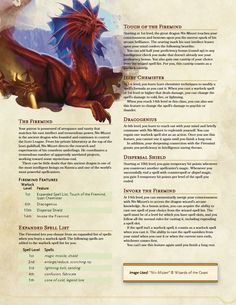 Homebrewing class Warlock: Pact of the Firemind : DnDHomebrew Warlock Class, Warlock Dnd, Dungeons And Dragons Classes, Dungeons And Dragons Homebrew, Dnd Characters, Fantasy Characters, Dnd Stats, Dnd Classes, Dnd Races